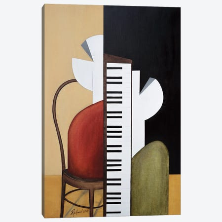 Chopin Canvas Print #ATF56} by Alexander Trifonov Art Print