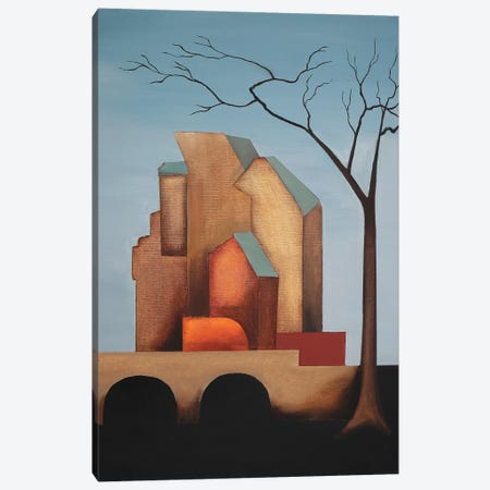 Castle Canvas Print #ATF58} by Alexander Trifonov Canvas Artwork