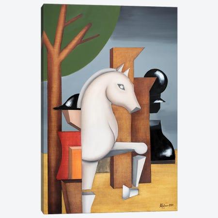 Chess Canvas Print #ATF61} by Alexander Trifonov Art Print