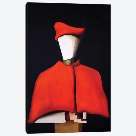 Cardinal II Canvas Print #ATF76} by Alexander Trifonov Canvas Print