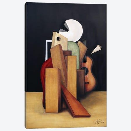 Federico García Lorca II Canvas Print #ATF80} by Alexander Trifonov Canvas Print