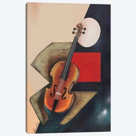 Cellist Musician II Canvas Print #ATF84} by Alexander Trifonov Canvas Wall Art