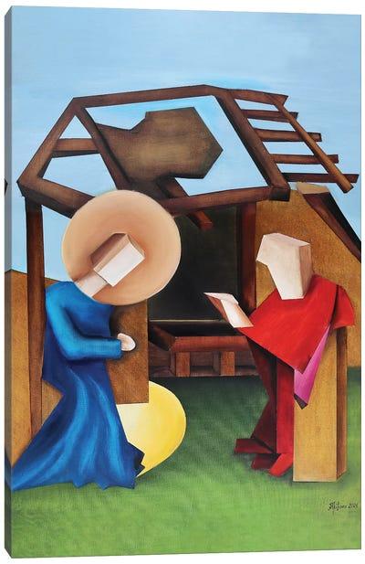 Spell Canvas Art Print