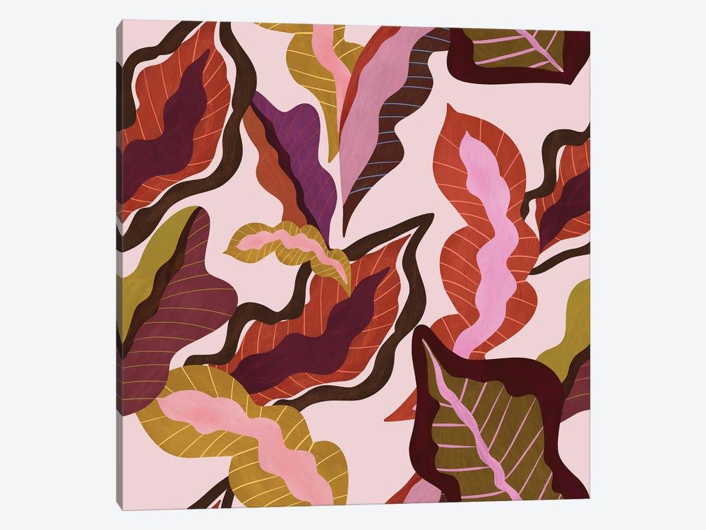 Peranakan Foliage by Arty Guava 1-piece Art Print