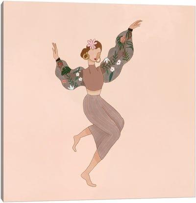 Just Dance Canvas Art Print