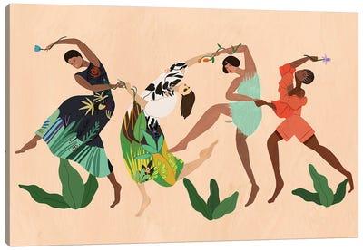 My Tribe Canvas Art Print