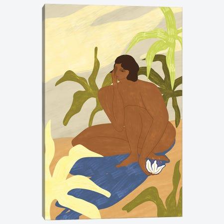 Au Naturel Canvas Print #ATG62} by Arty Guava Canvas Wall Art