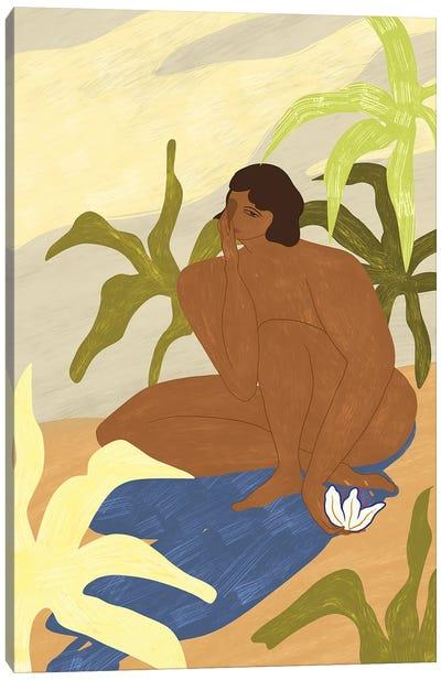 Au Naturel Canvas Art Print