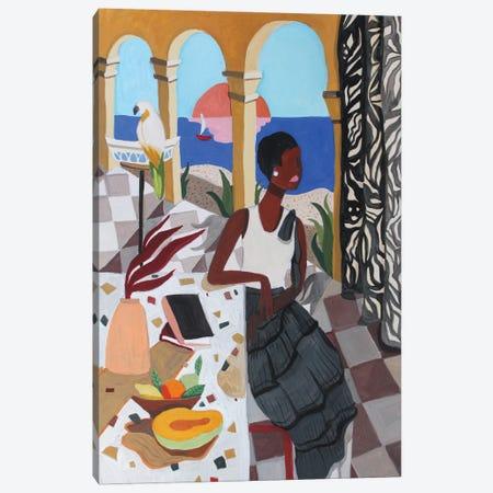 Mediterranean Canvas Print #ATG64} by Arty Guava Canvas Art Print