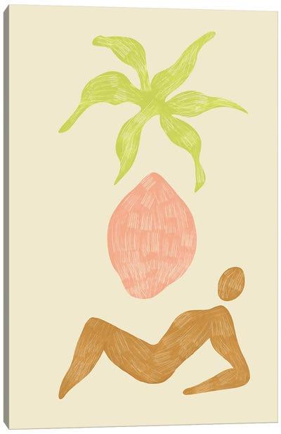 Abstract Canvas Art Print