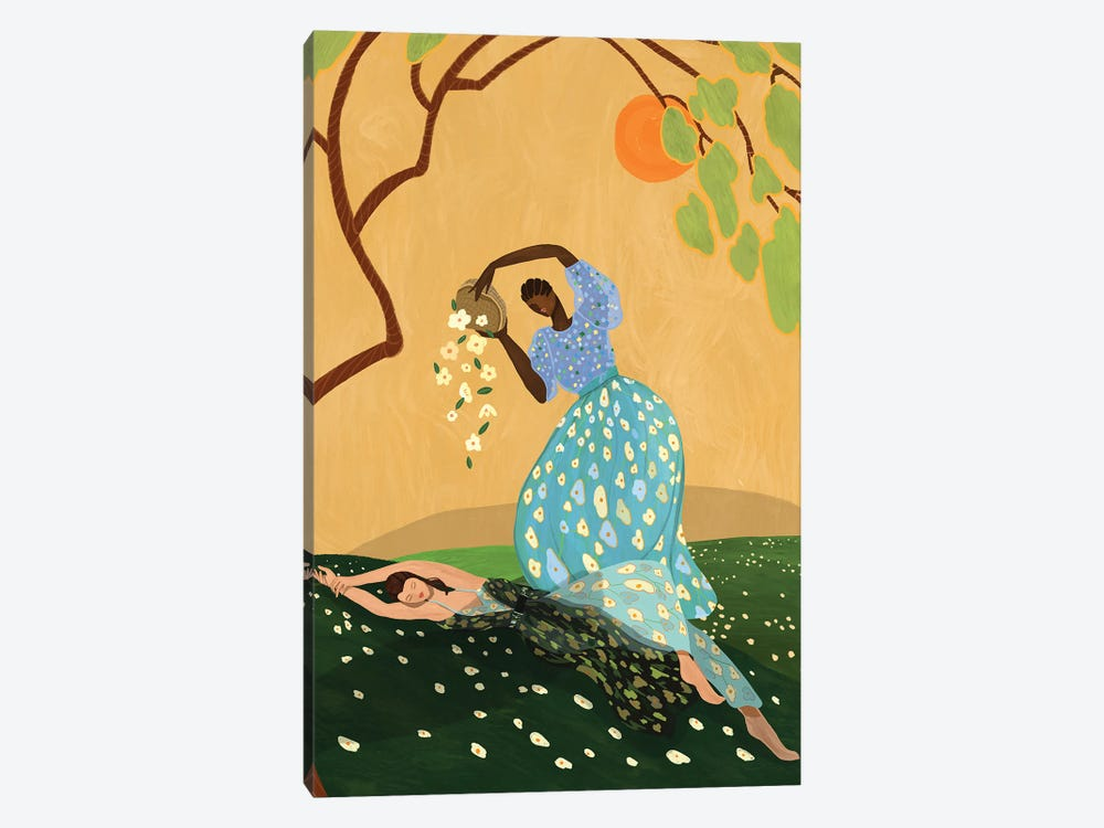 Summer Bluss by Arty Guava 1-piece Canvas Artwork