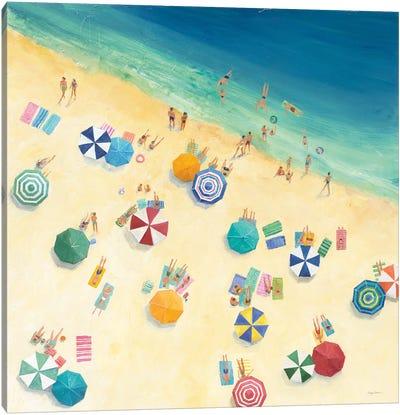 Summer Fun Canvas Art Print