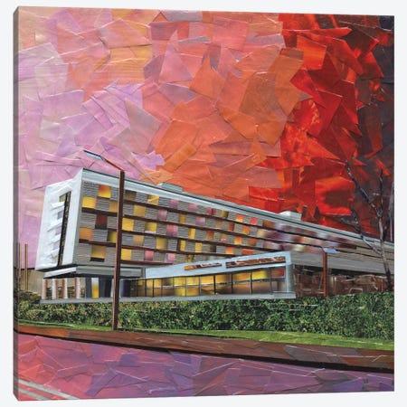 Cracovia Canvas Print #ATK10} by Albin Talik Canvas Print