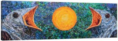 Cuckoo I Canvas Art Print