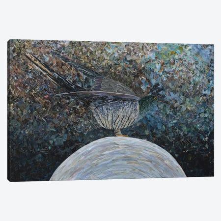 Cuckoo II Canvas Print #ATK12} by Albin Talik Canvas Print
