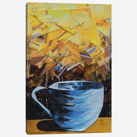 Cup III Canvas Print #ATK15} by Albin Talik Canvas Wall Art