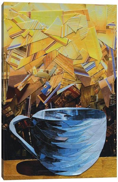 Cup III Canvas Art Print