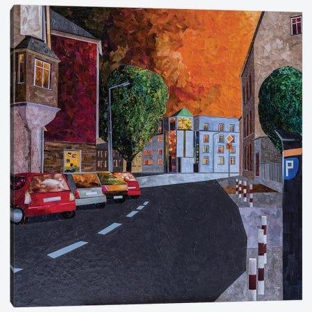 I See You Canvas Print #ATK21} by Albin Talik Canvas Wall Art