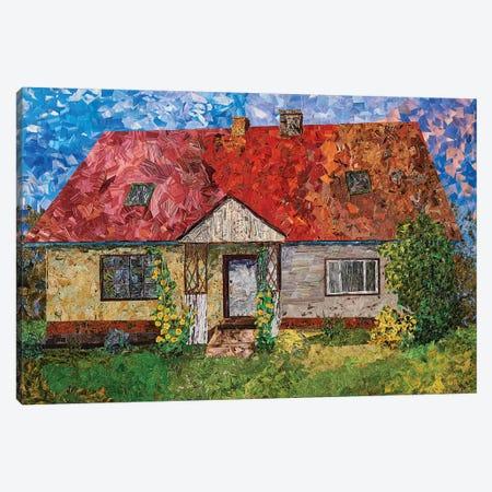 Poręba Canvas Print #ATK29} by Albin Talik Canvas Art