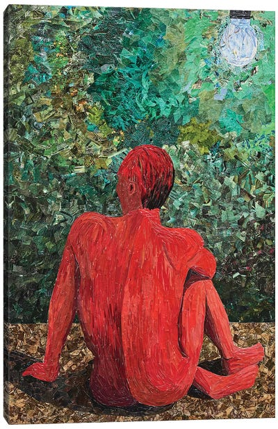 Rumination V Canvas Art Print