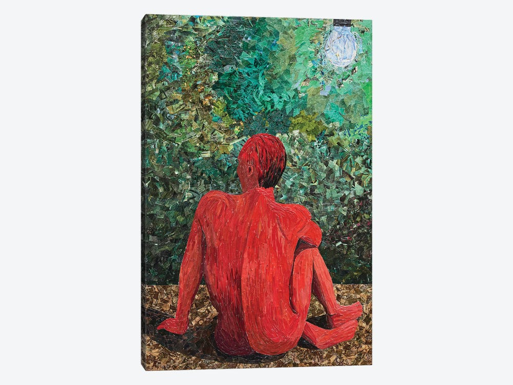 Rumination V by Albin Talik 1-piece Canvas Art