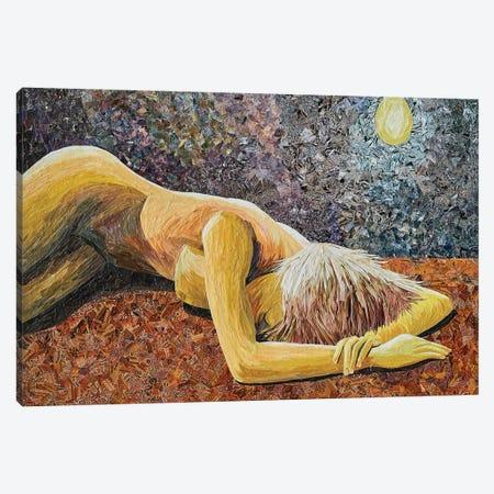 Rumination VII Canvas Print #ATK31} by Albin Talik Canvas Print