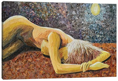 Rumination VII Canvas Art Print