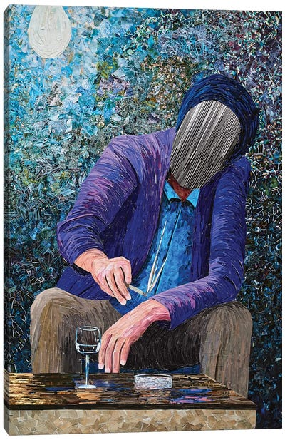 Rumination XIX Canvas Art Print