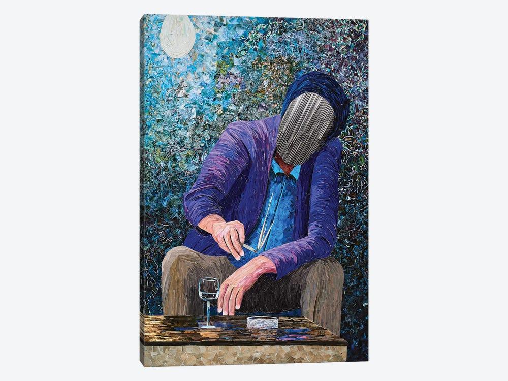 Rumination XIX by Albin Talik 1-piece Canvas Artwork