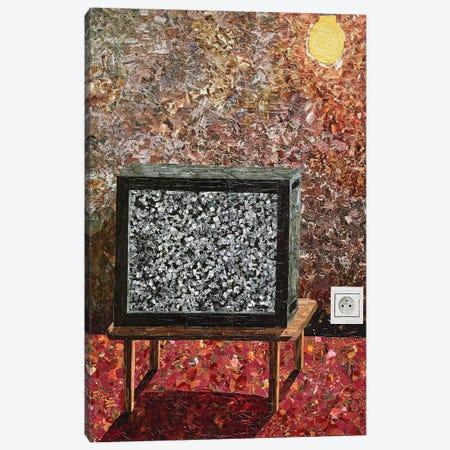 Rumination XV Canvas Print #ATK33} by Albin Talik Art Print