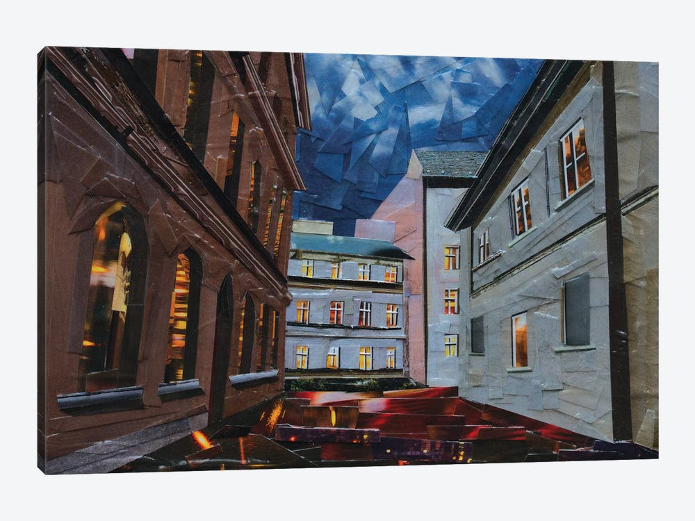 Senacka by Albin Talik 1-piece Art Print