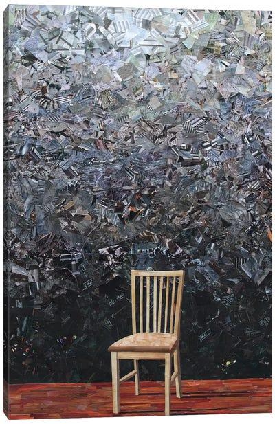 Silence II Canvas Art Print