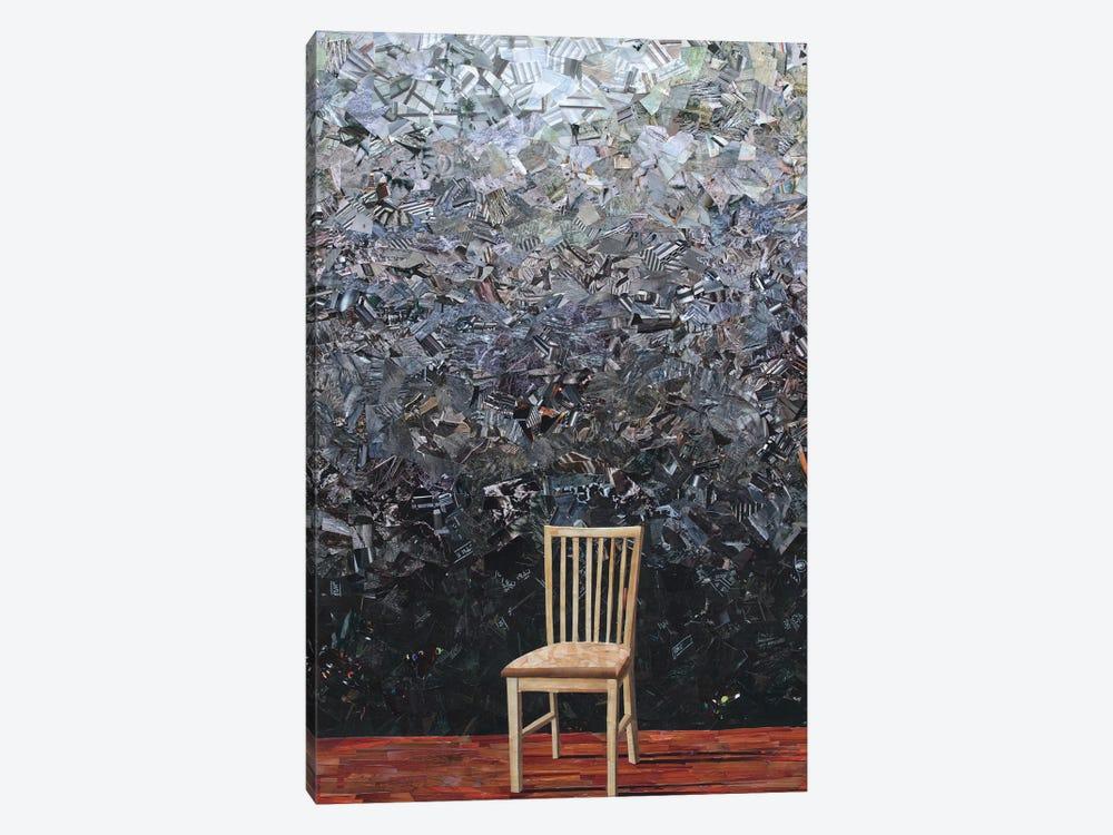 Silence II by Albin Talik 1-piece Canvas Wall Art