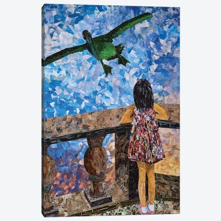 Sweven Canvas Print #ATK39} by Albin Talik Art Print