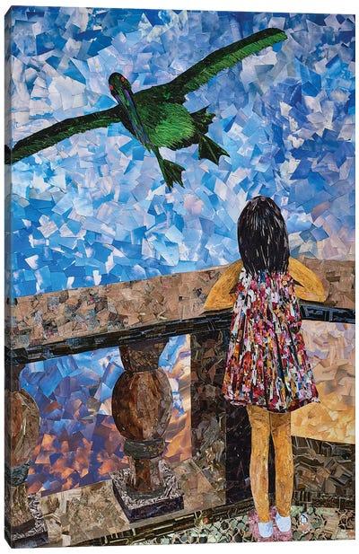 Sweven Canvas Art Print