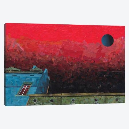The Window Canvas Print #ATK41} by Albin Talik Canvas Wall Art