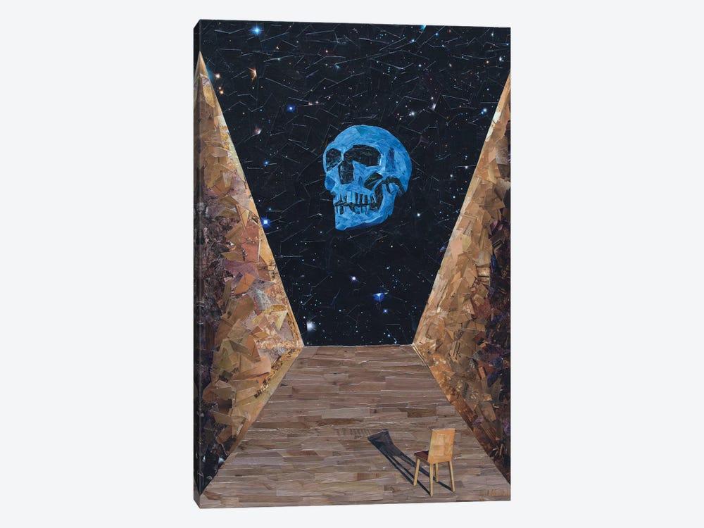 Waiting Room by Albin Talik 1-piece Canvas Wall Art