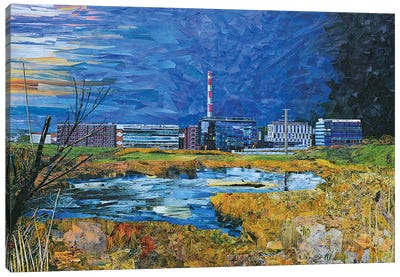 Bonarka Canvas Art Print