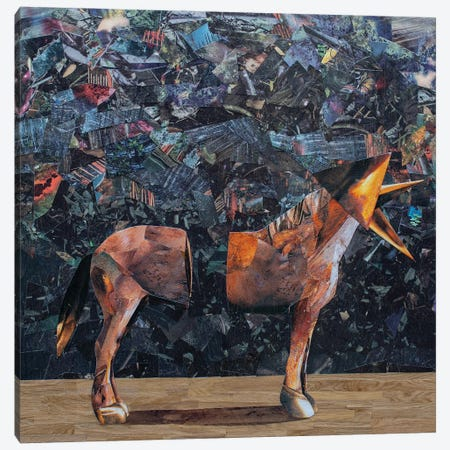 Bum V Canvas Print #ATK50} by Albin Talik Canvas Art Print