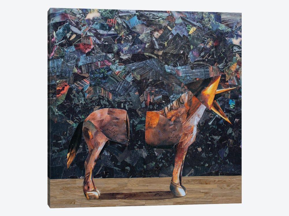 Bum V by Albin Talik 1-piece Canvas Artwork