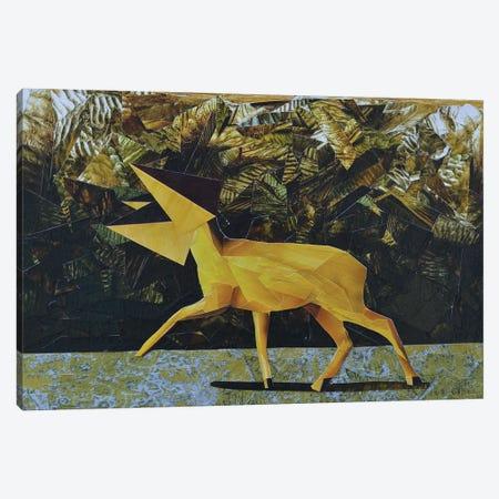 Bum II Canvas Print #ATK51} by Albin Talik Art Print