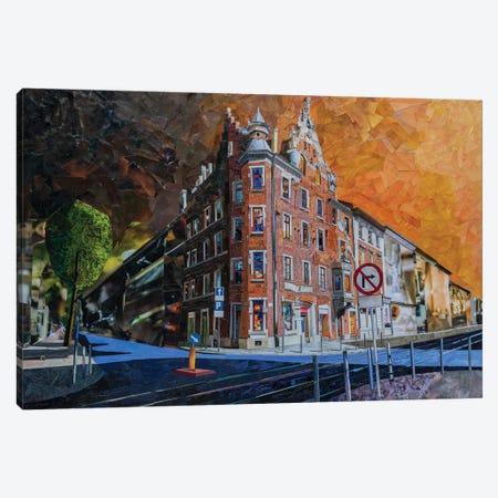 Under The Spider Canvas Print #ATK59} by Albin Talik Canvas Art Print