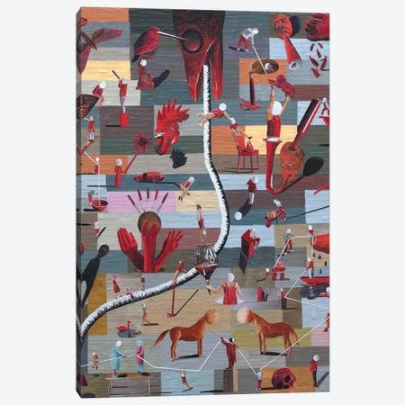 Boredom VI Canvas Print #ATK5} by Albin Talik Canvas Wall Art