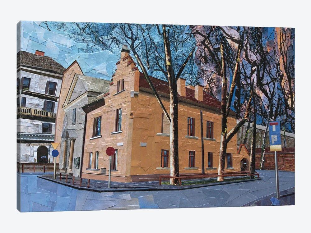 Church by Albin Talik 1-piece Art Print