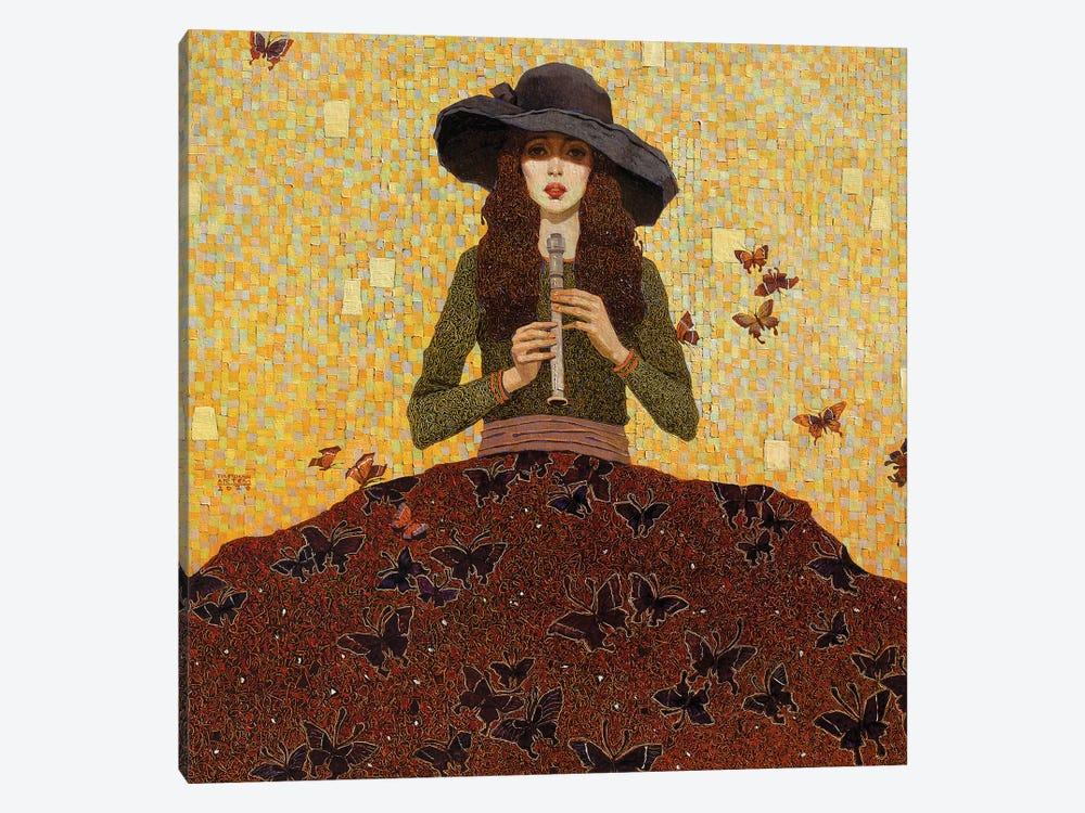 Butterflies I by Artem Tolstukhin 1-piece Canvas Art Print