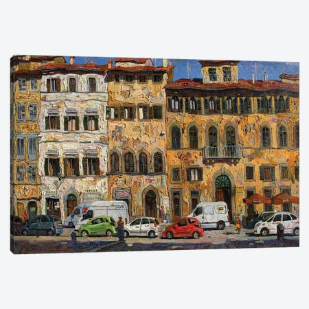 Italy I Canvas Print #ATL19} by Artem Tolstukhin Canvas Art