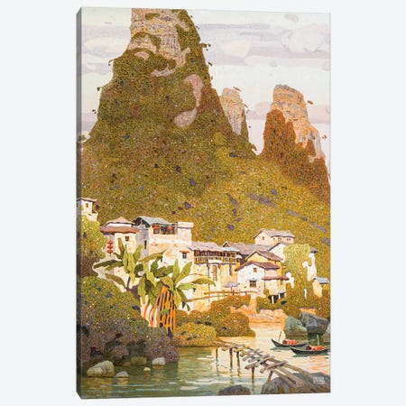 China I Canvas Print #ATL1} by Artem Tolstukhin Canvas Artwork