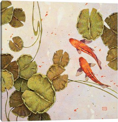 China VII Canvas Art Print
