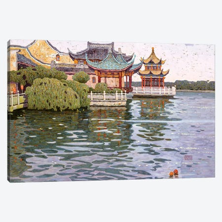 China VIII Canvas Print #ATL8} by Artem Tolstukhin Canvas Art