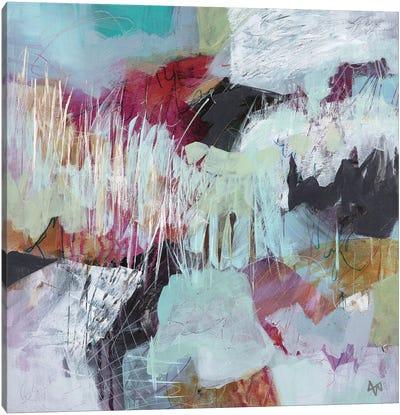 Field Notes No. 10 Canvas Art Print